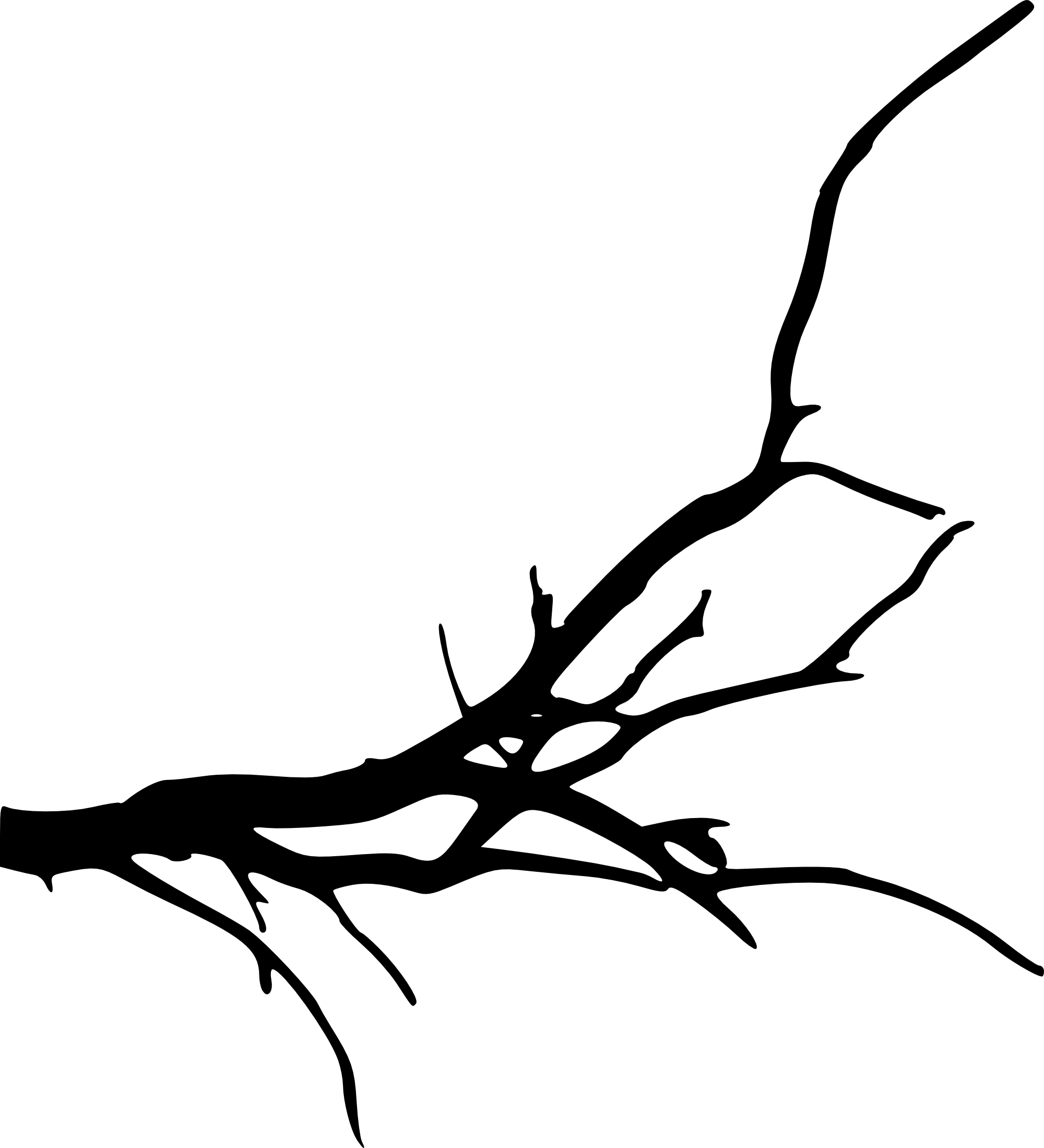 tree branch silhouette 15 tree branch silhouettes png transparent onlygfxcom silhouette branch tree