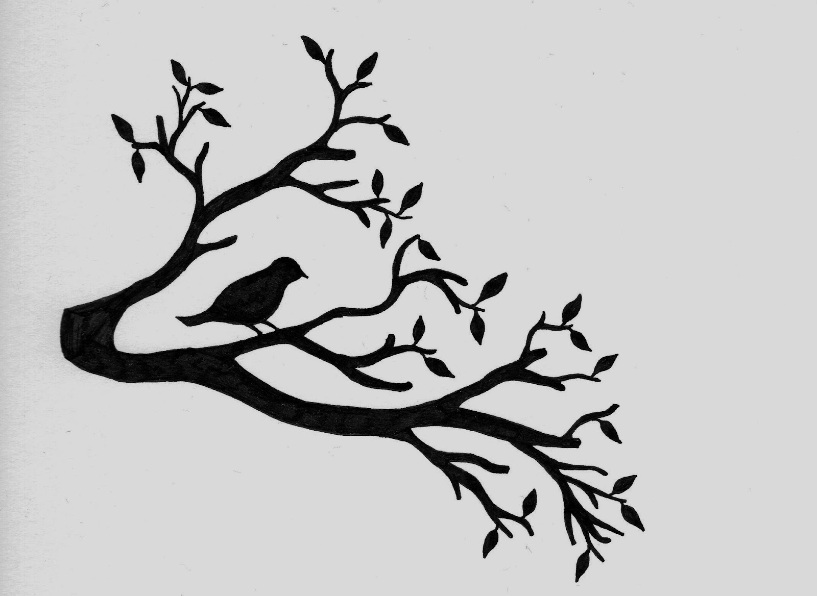 tree branch silhouette tree branch silhouette clip art at getdrawings free download tree silhouette branch