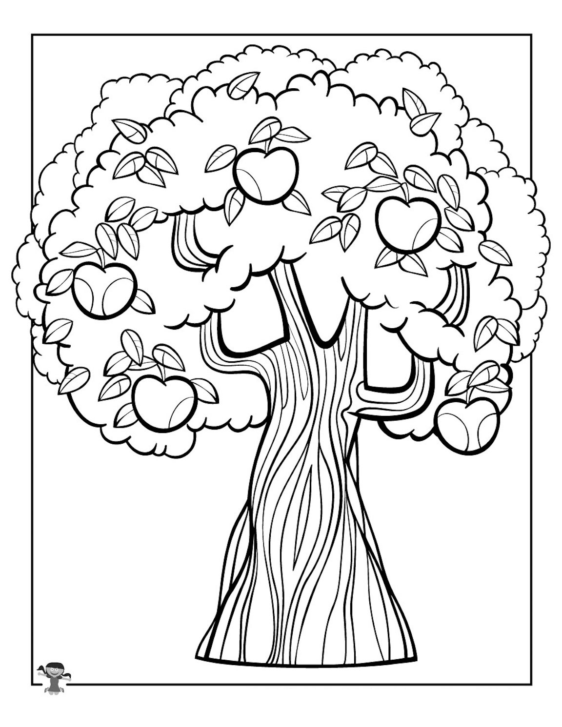 tree clipart coloring best christmas tree outline 7009 clipartioncom tree clipart coloring