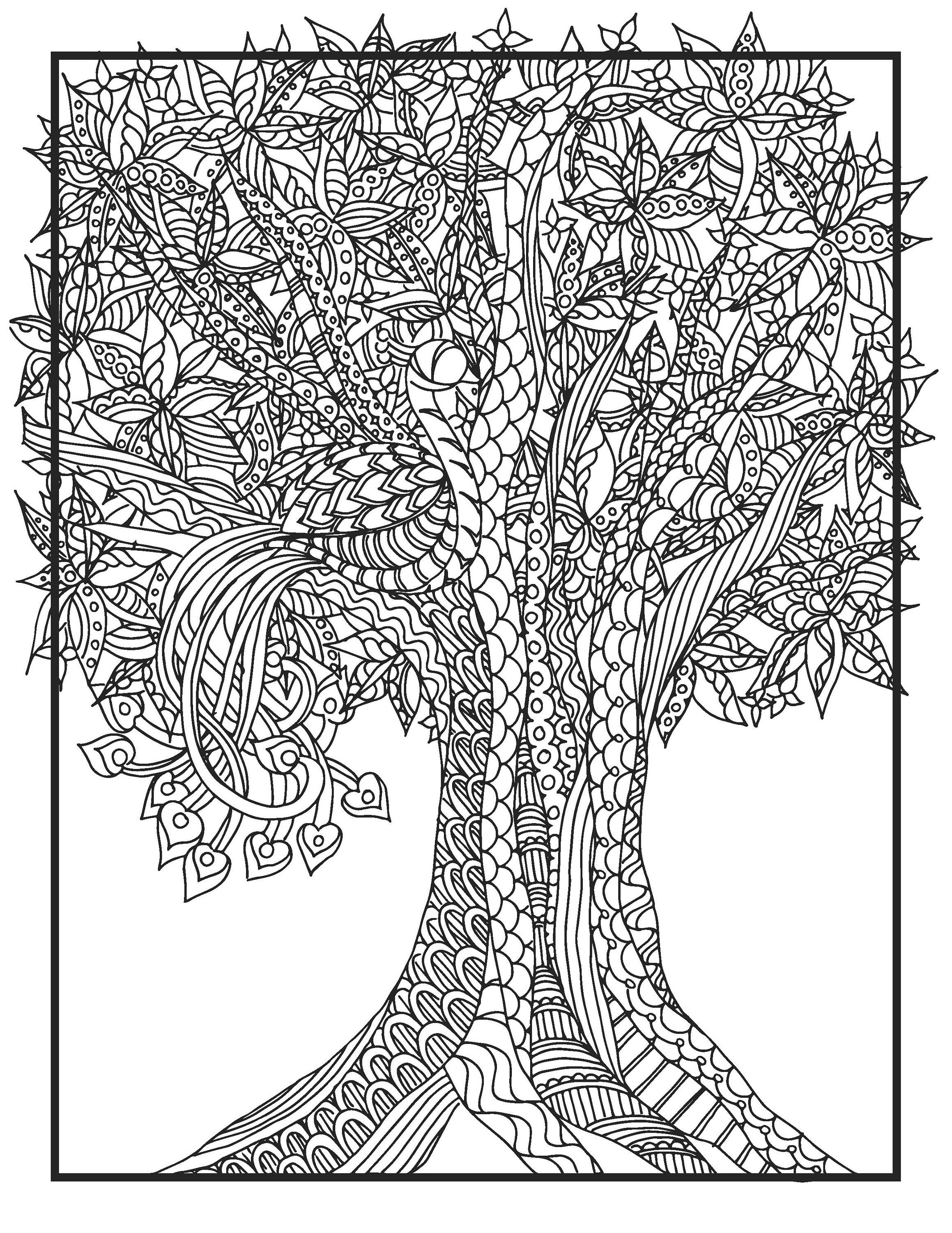 tree mandala coloring pages coloring pages for kids christmas tree mandala arts tree mandala pages coloring