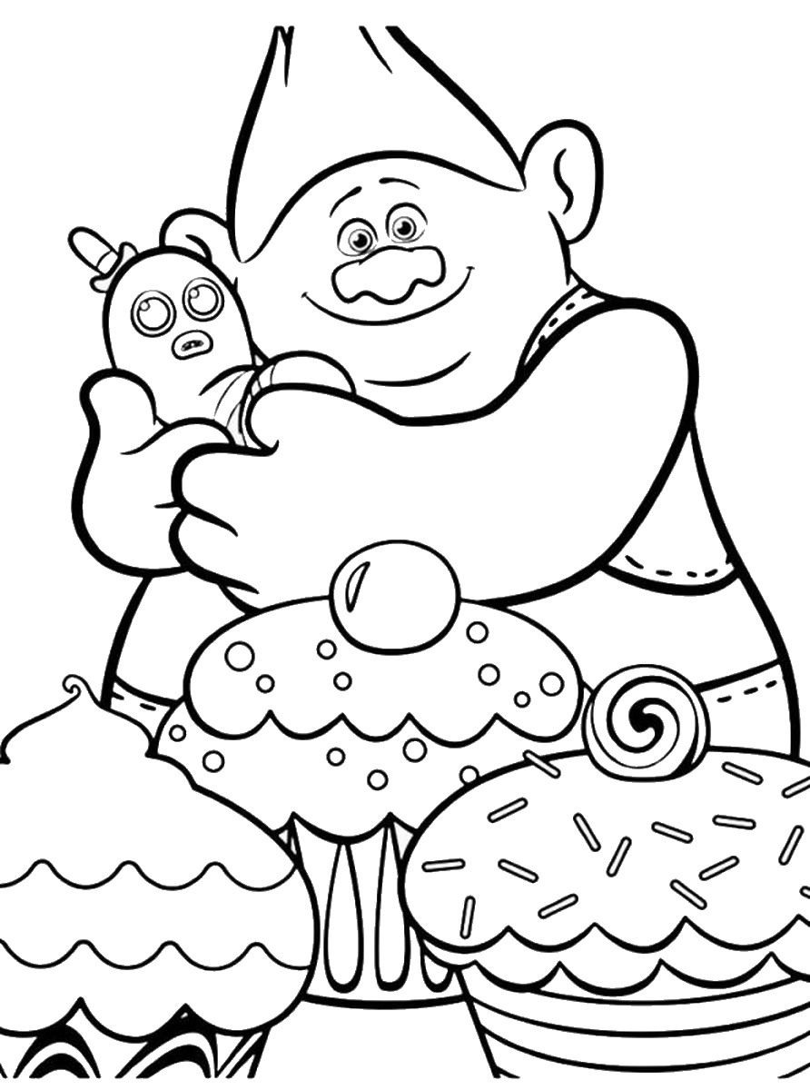 trolls coloring pages free printable trolls 2 king trollex coloring page pages coloring trolls