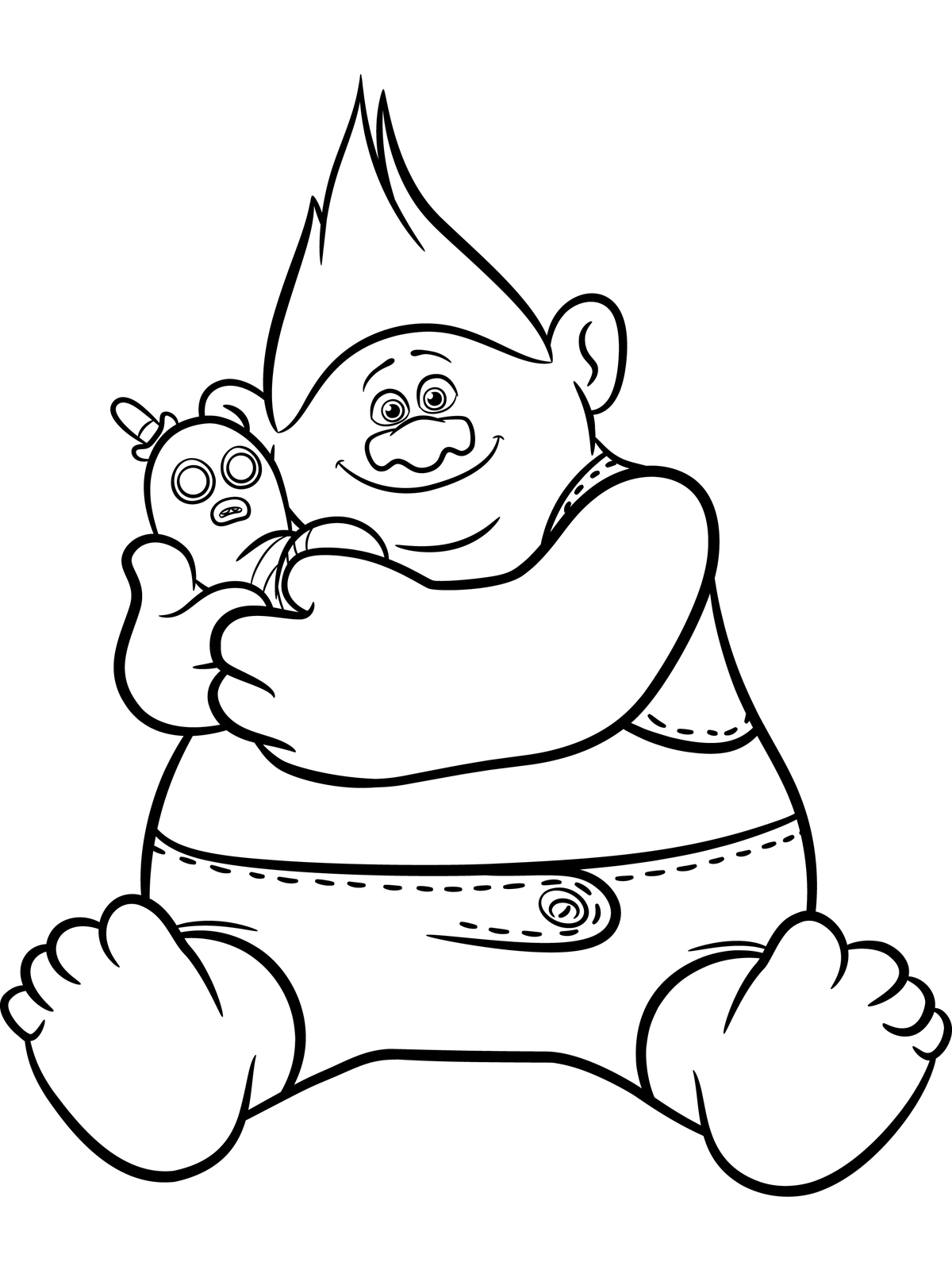 trolls coloring pages free trolls coloring pages at getdrawings free download trolls coloring pages