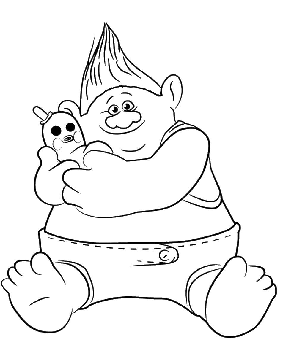 trolls coloring pages kids coloring pages trolls dreamworks trolls coloring pages trolls coloring