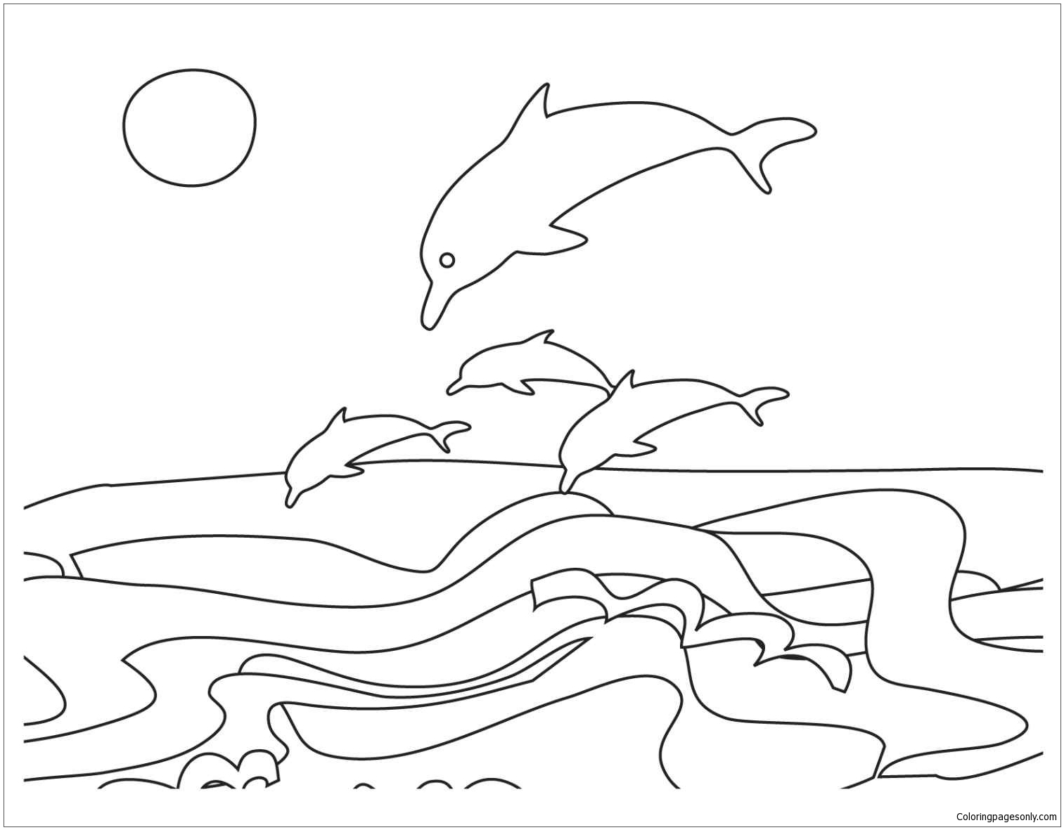 tropical beach coloring pages a beautiful tropical sandy beach coloring page a pages tropical beach coloring