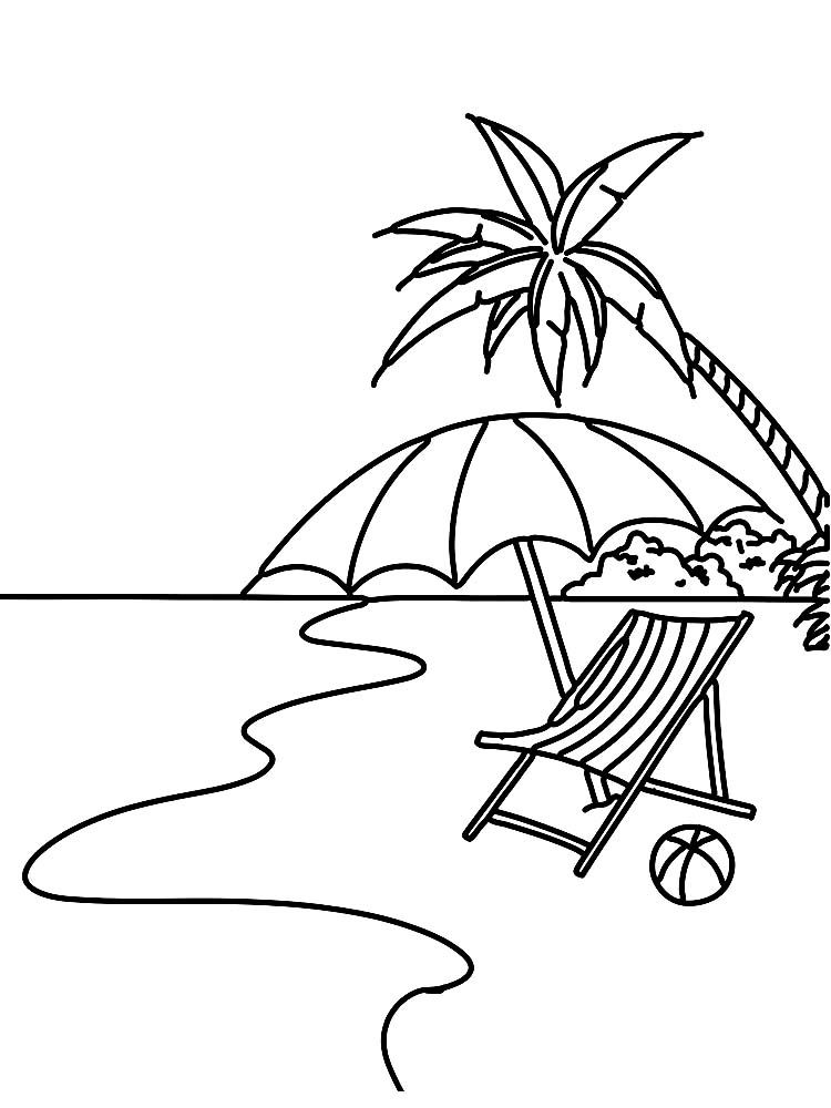tropical beach coloring pages free coloring pages printable pictures to color kids tropical coloring beach pages
