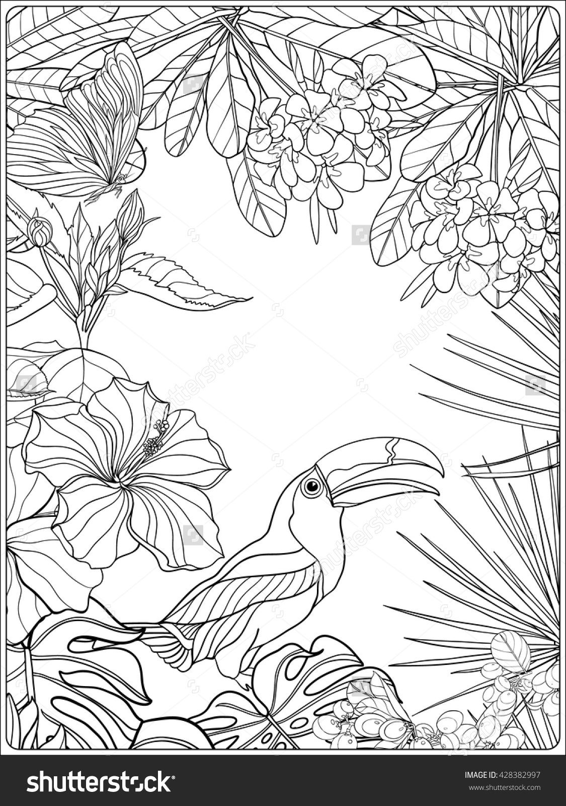 tropical coloring sheets tropical flower luau coloring page woo jr kids activities sheets coloring tropical