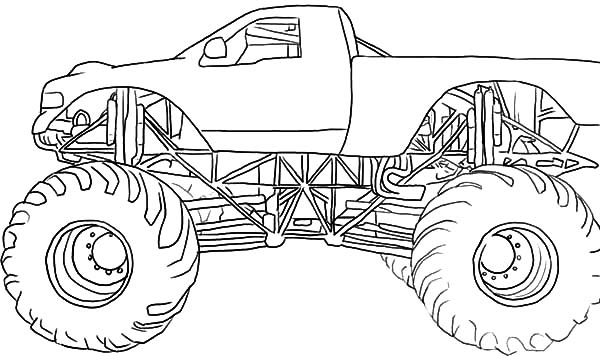 truck coloring games 116 best colour pages monster truck images on pinterest games coloring truck