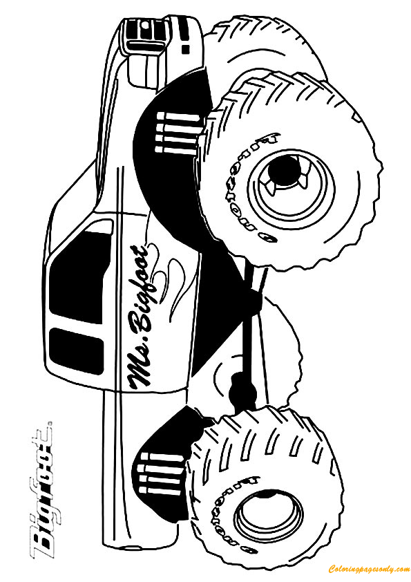 truck coloring games drawing monster jam truck coloring pages color luna di 2020 truck coloring games