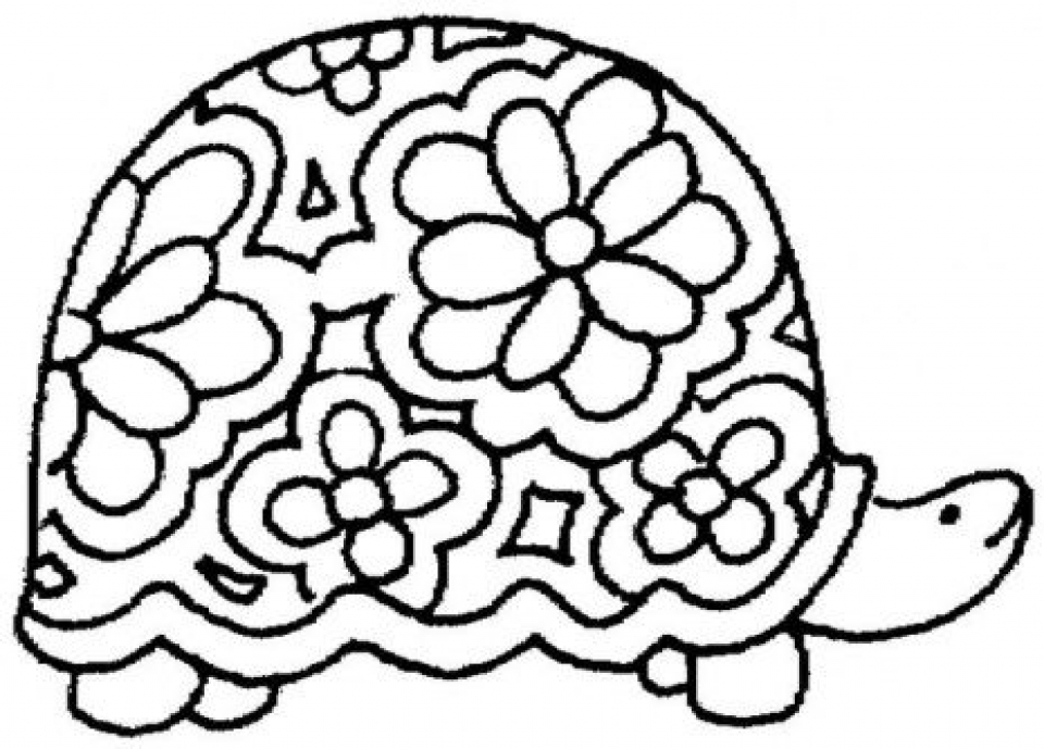 turtle printable coloring pages get this easy printable turtle coloring pages for children pages printable coloring turtle