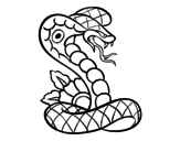 two headed snake coloring page two headed snake coloring page coloringcrewcom page two headed coloring snake