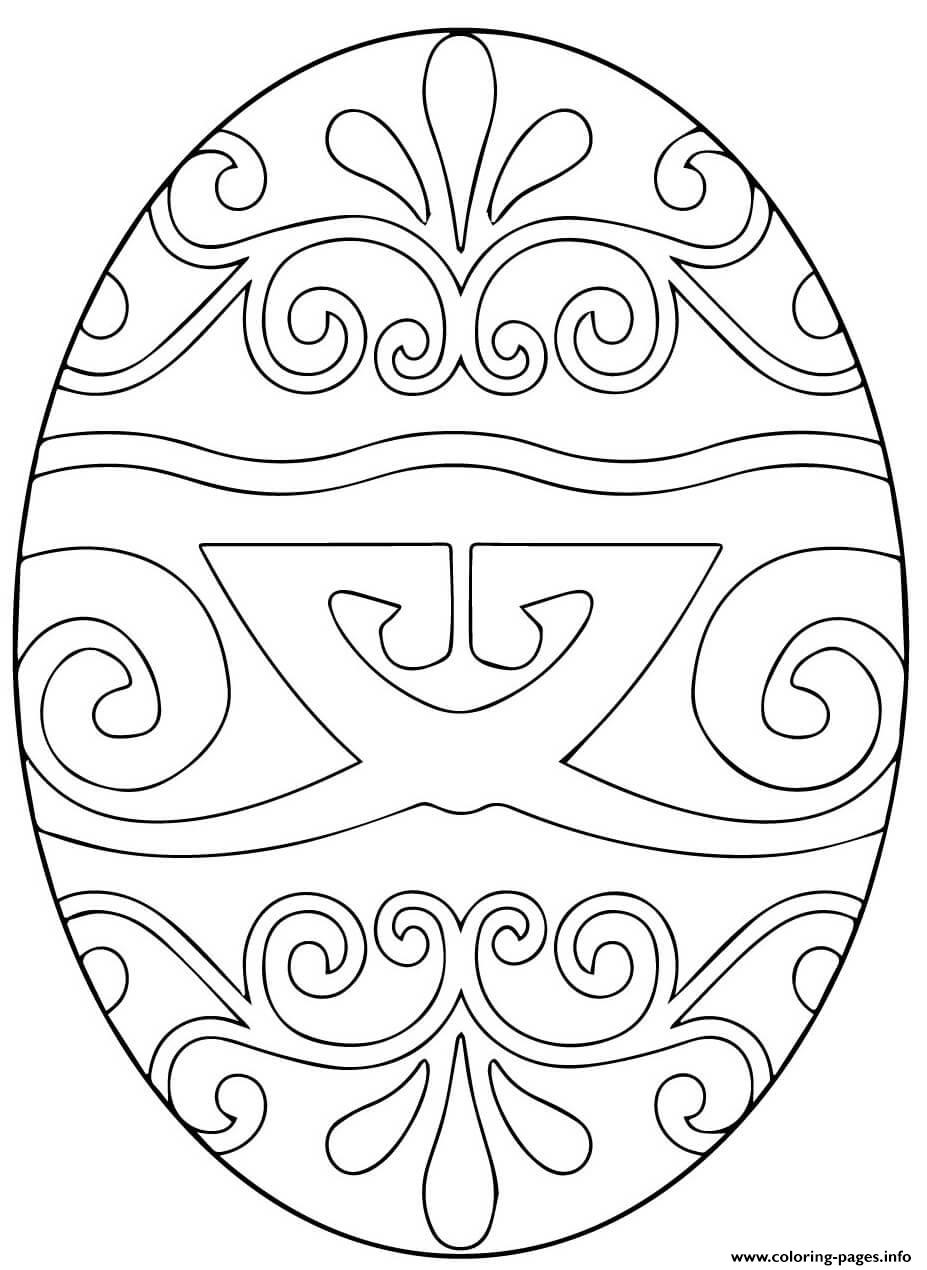 ukrainian easter egg coloring pages pysanky egg coloring pages at getdrawings free download pages ukrainian coloring easter egg