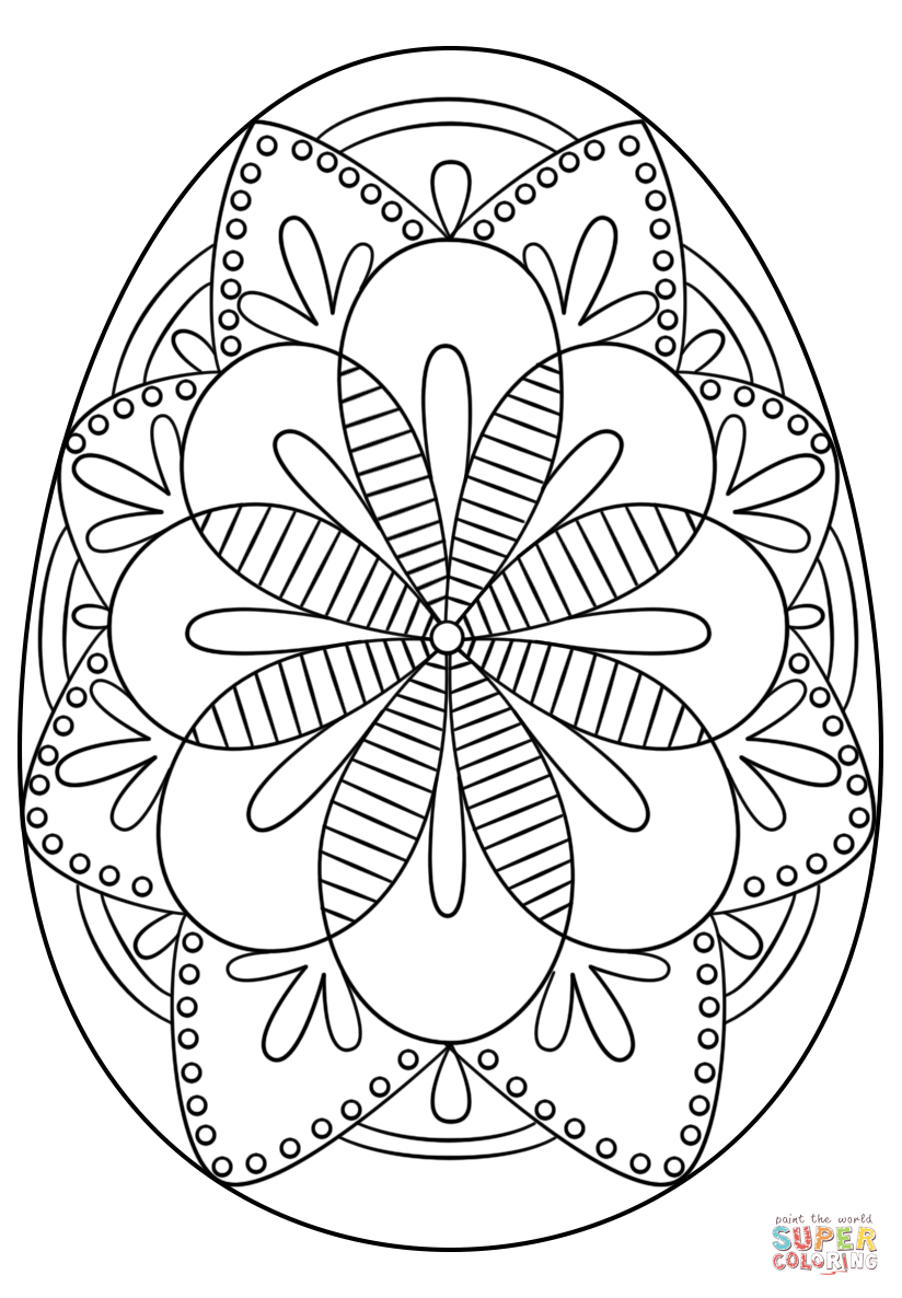 ukrainian easter egg coloring pages pysanky ukrainian easter egg 3 coloring pages printable coloring ukrainian egg pages easter