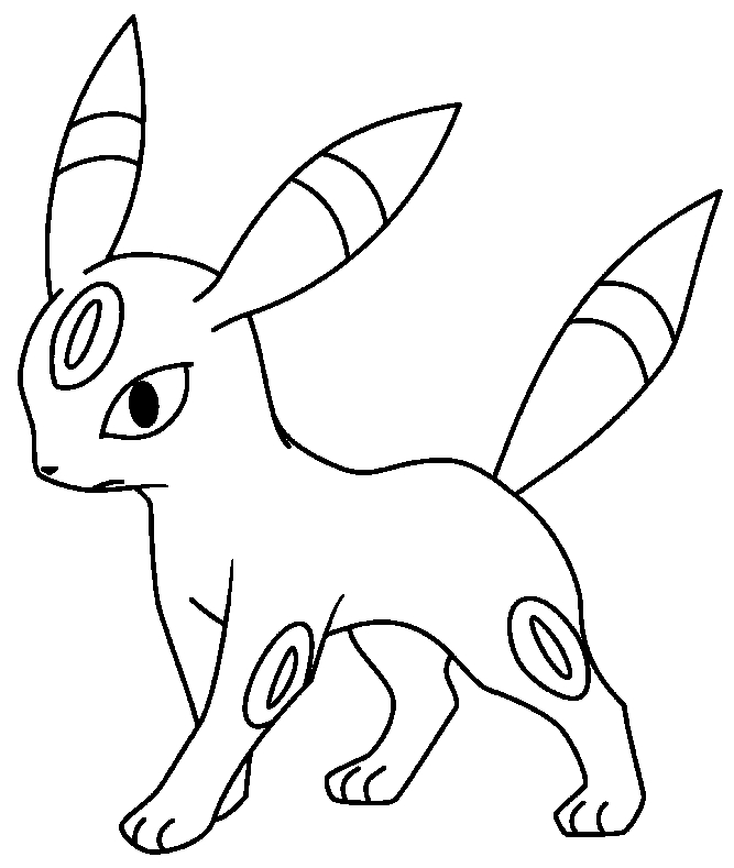 umbreon coloring pages pokemon coloring pages umbreon coloring home umbreon coloring pages