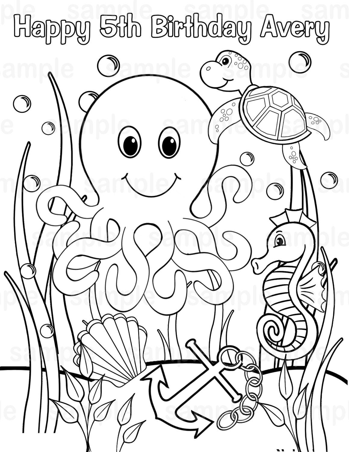 under the sea coloring pages pdf jellyfish pdf zentangle coloring page under the sea etsy coloring pages the under pdf sea