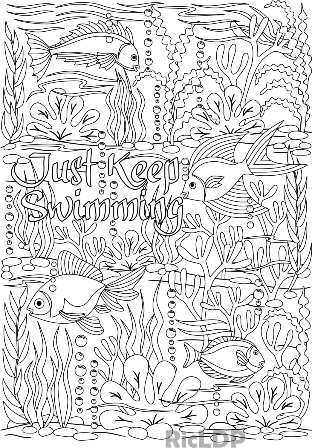 under the sea coloring pages pdf oceana adult coloring book twenty creative and stress under pages pdf coloring sea the