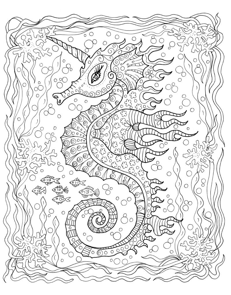 under the sea coloring pages pdf personalized printable sea turtle under the sea birthday the coloring sea pdf pages under