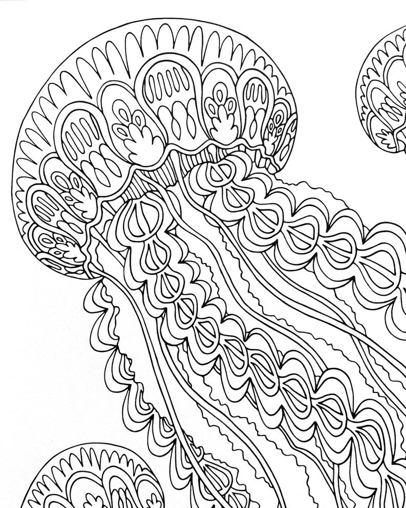 under the sea coloring pages pdf seahorse pdf zentangle coloring page therapy coloring coloring under sea pdf the pages
