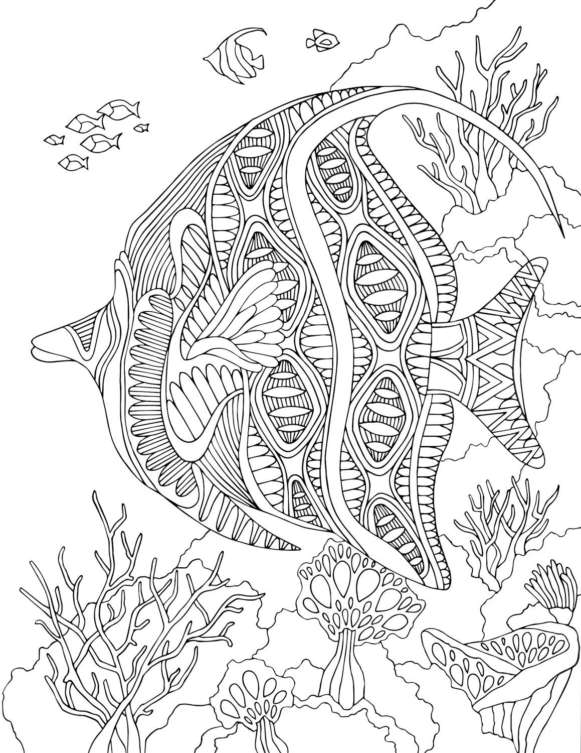 under the sea coloring pages pdf under the sea coloring page coloring page free seas and the under pages pdf sea coloring