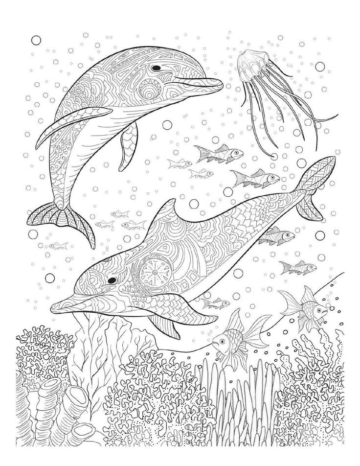 under the sea coloring pages pdf under the sea ocean fish seaweed colouring page coloring under pdf pages the sea coloring