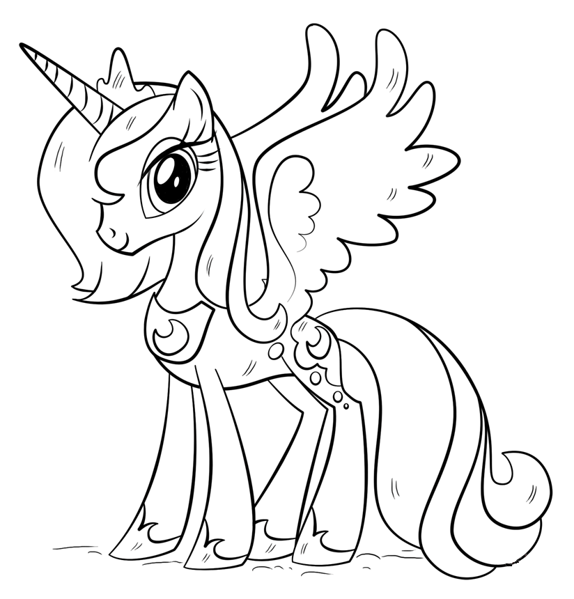 unicorn anime coloring pages deviantart more like space unicorn lineart by unicorn anime coloring pages
