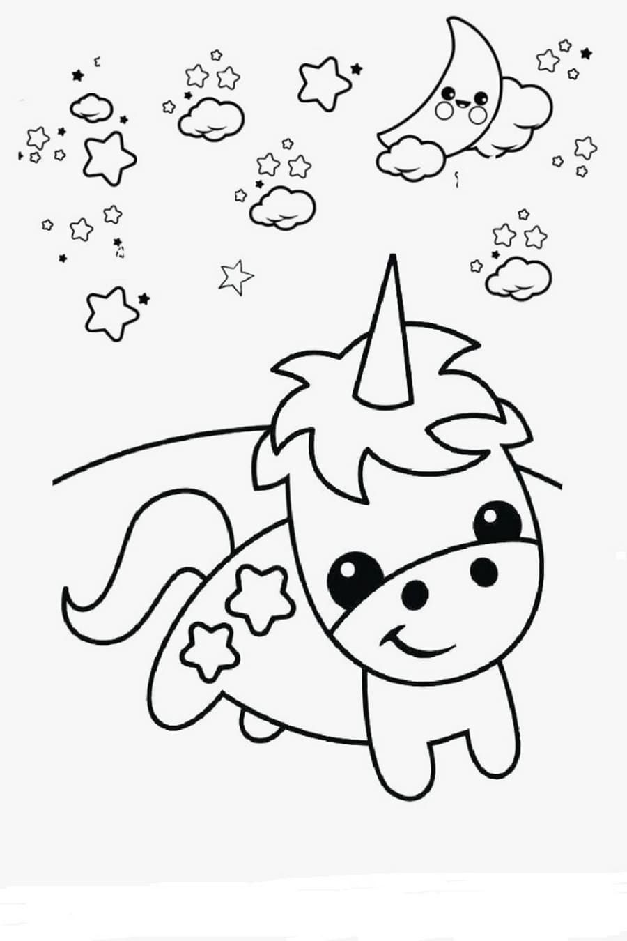 unicorn anime coloring pages unicorn coloring child coloring coloring pages anime unicorn