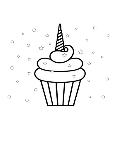 unicorn cupcakes coloring pages 10 best unicorn cupcake coloring pages coloring play unicorn pages coloring cupcakes