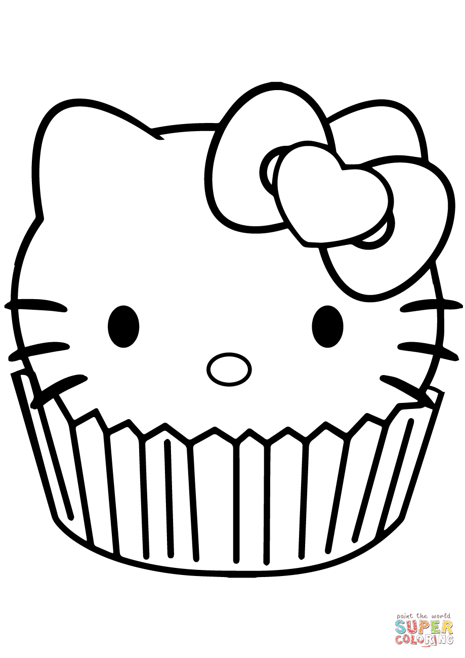unicorn cupcakes coloring pages hello kitty cupcake coloring page free printable pages coloring cupcakes unicorn