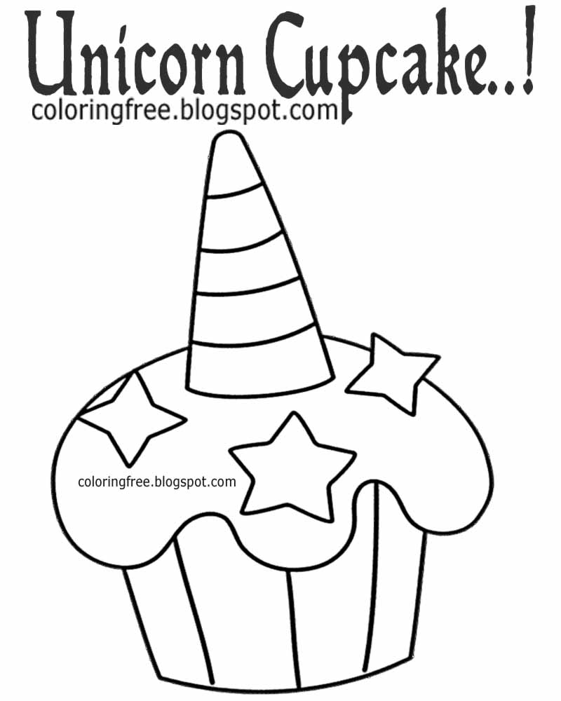 unicorn cupcakes coloring pages sweet cupcake coloring pages 101 coloring unicorn coloring cupcakes pages