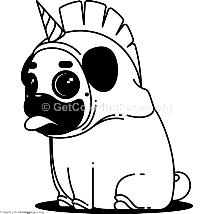 unicorn dog coloring pages pin by laura on colouring pages for adults dog coloring pages coloring unicorn dog