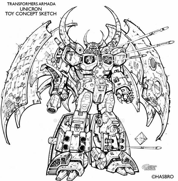 unicron transformers coloring pages transformers unicron 1117 commission unreal books unicron pages transformers coloring