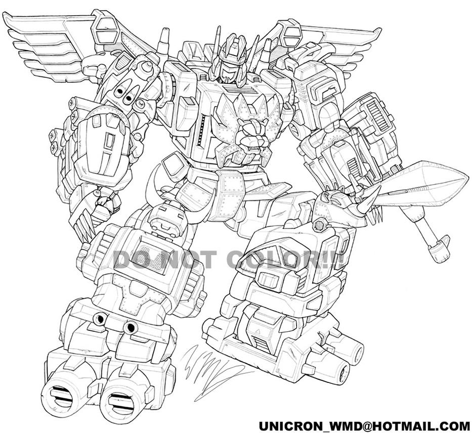 unicron transformers coloring pages unicron attacks by ngboy on deviantart character design pages coloring transformers unicron