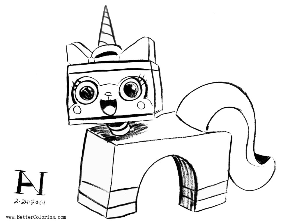 unikitty coloring sheets unikitty coloring pages puppycorn free printable coloring unikitty sheets