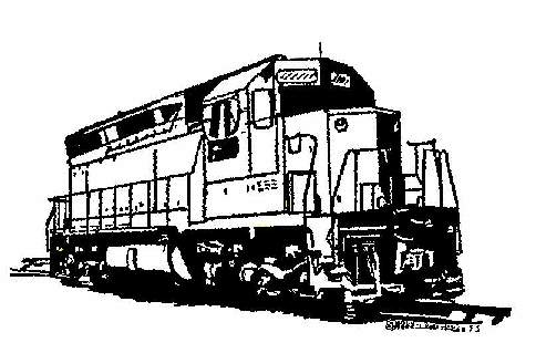 union pacific train coloring pages steam train coloring page coloring pacific train pages union