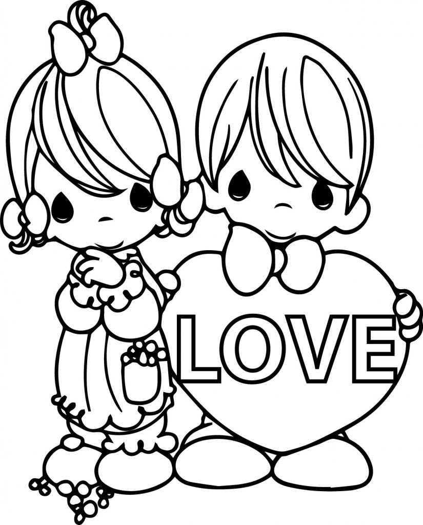valentine day color pages happy valentine day coloring pages coloring pages for kids day color pages valentine