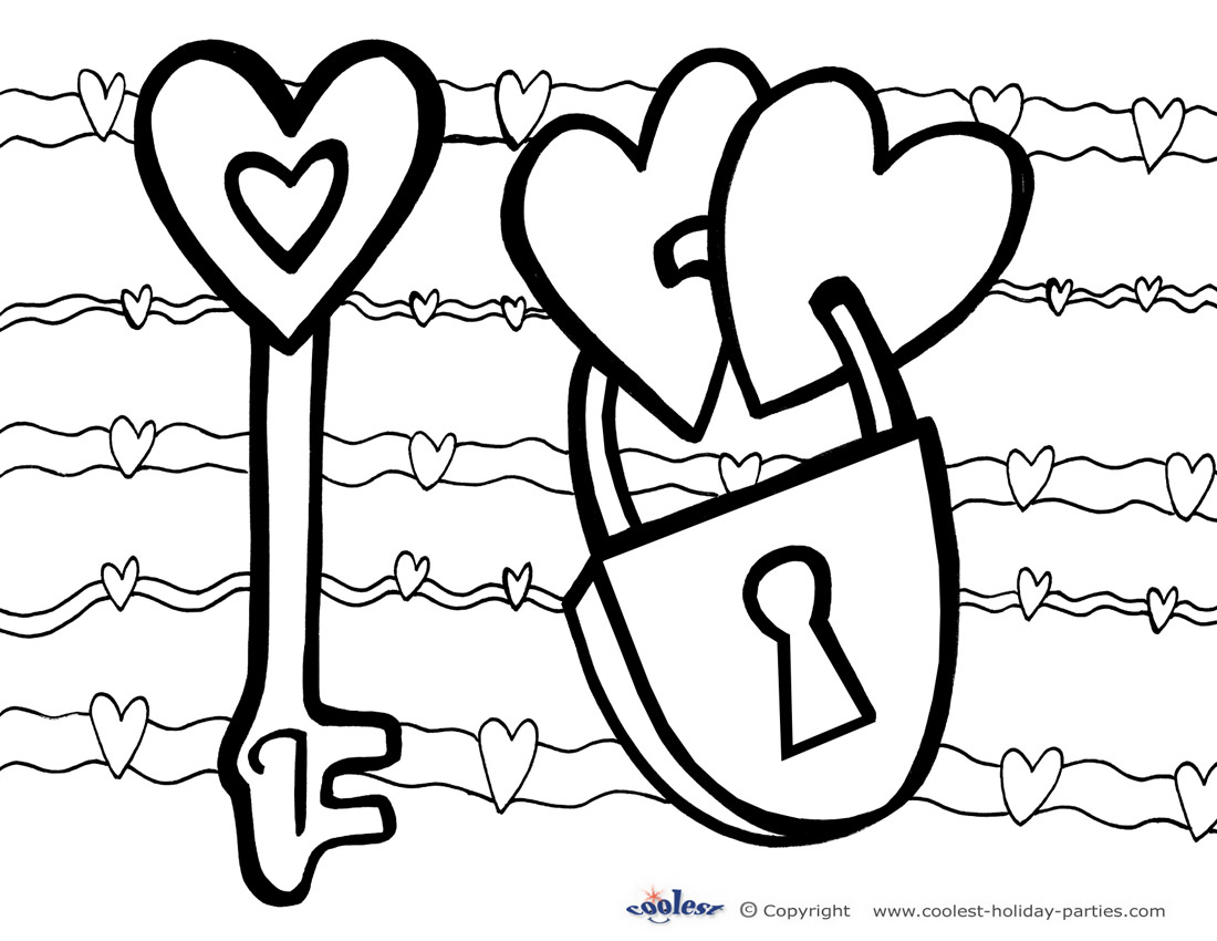 valentine day color pages valentine39s day coloring pages gtgt disney coloring pages pages day valentine color