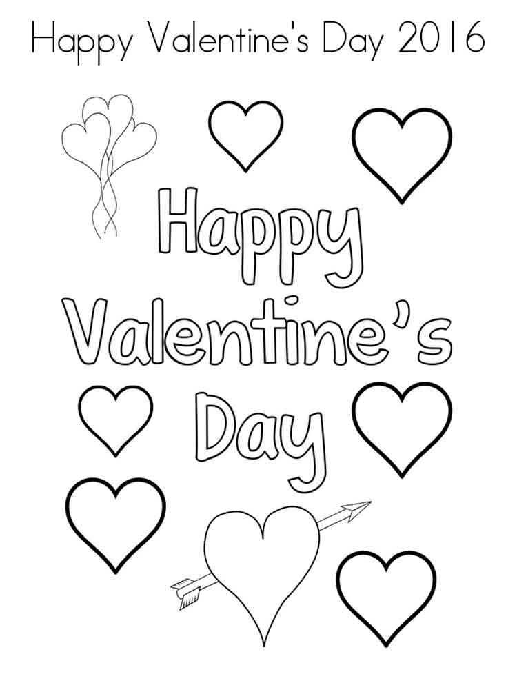 valentine day color pages valentines day coloring pages pages valentine color day
