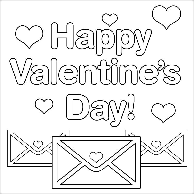 valentine day coloring pages happy valentine s day coloring page free coloring pages pages valentine coloring day