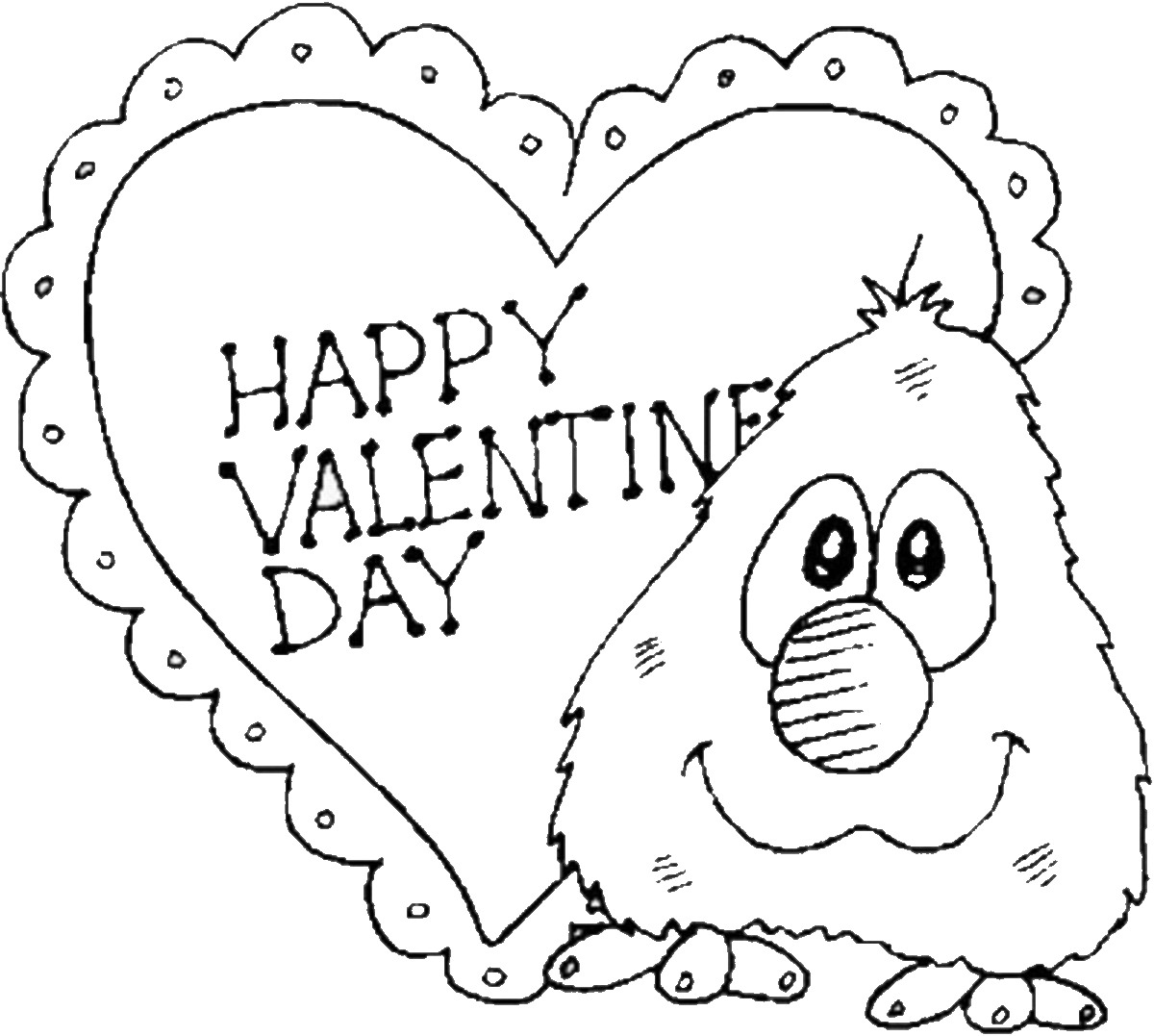 valentine day coloring pages valentine day coloring pages day pages coloring valentine