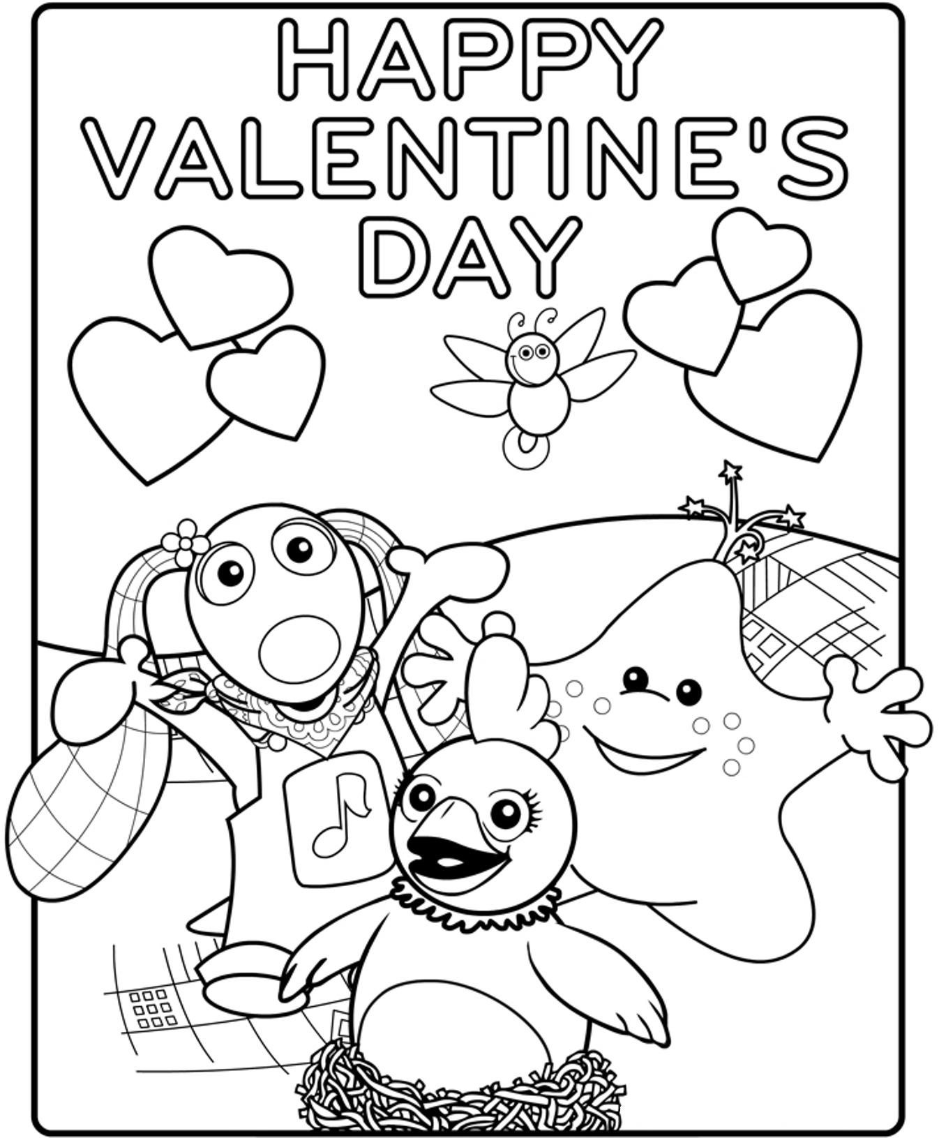 valentines coloring pages printable valentine coloring pages pdf at getcoloringscom free pages valentines coloring printable