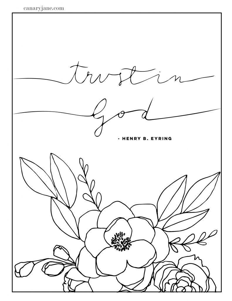 vbs coloring pages 2020 general conference free printables april 2019 canary jane pages coloring 2020 vbs