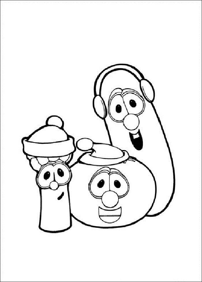 veggietales coloring sheets free printable veggie tales coloring pages for kids veggietales coloring sheets