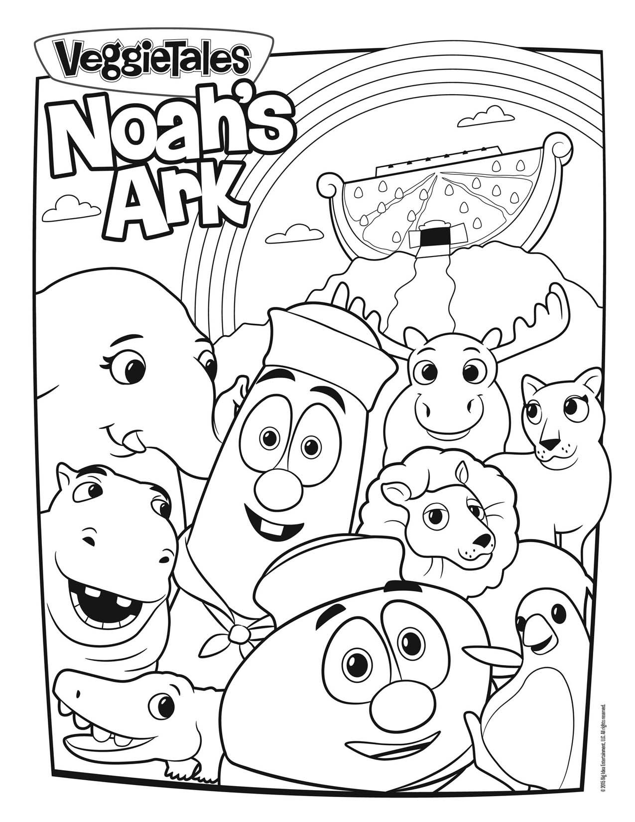 veggietales coloring sheets get this veggie tales coloring pages free printable u043e coloring veggietales sheets