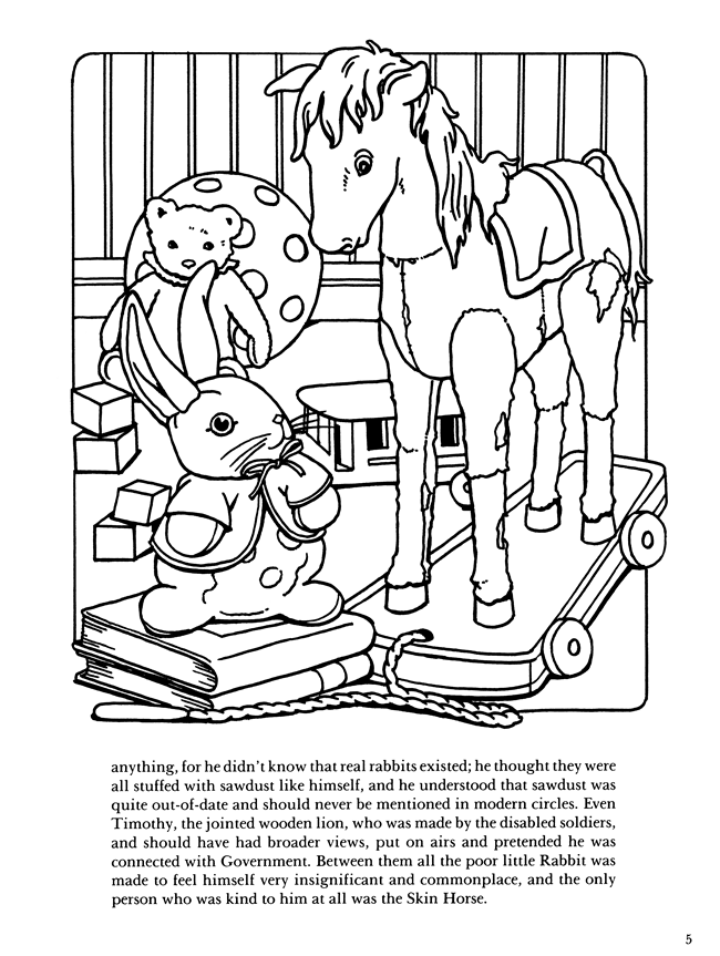 velveteen rabbit coloring pages velveteen rabbit coloring page rabbit colors rabbit velveteen coloring pages rabbit
