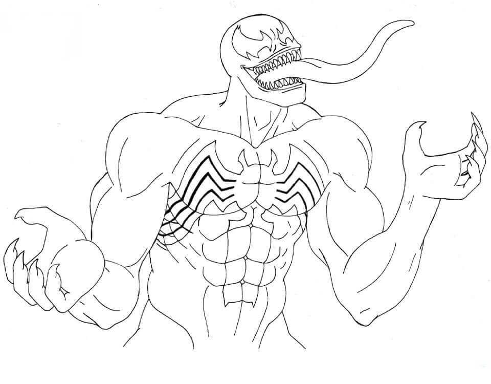 venom face coloring pages marvel coloring venom head coloring pages pages venom coloring face