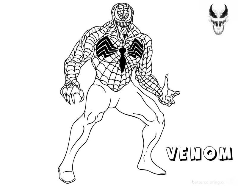 venom face coloring pages venom head shot by clayton henry by luispuig on deviantart venom pages coloring face