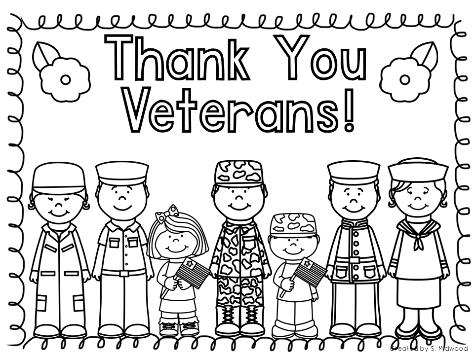 veterans day coloring page free printable veterans day coloring pages for kids day veterans coloring page