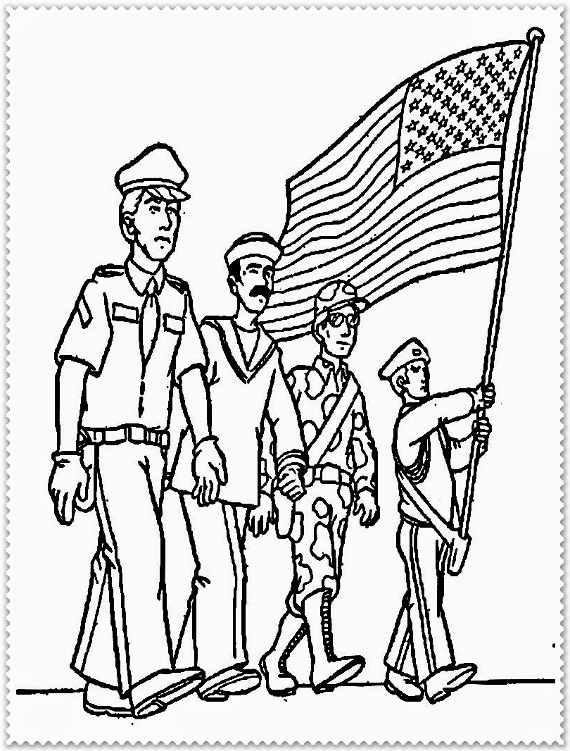 veterans day coloring page free printable veterans day coloring pages for kids veterans coloring day page