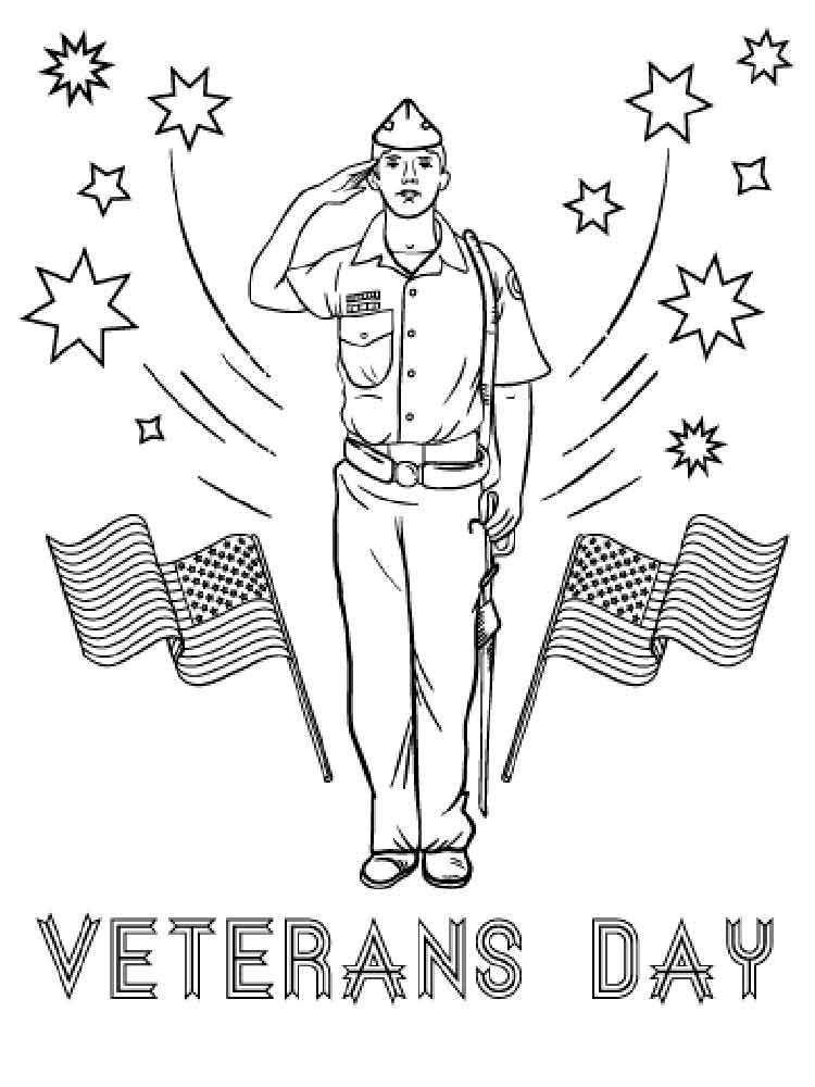 veterans day coloring page veterans day coloring pages day veterans page coloring