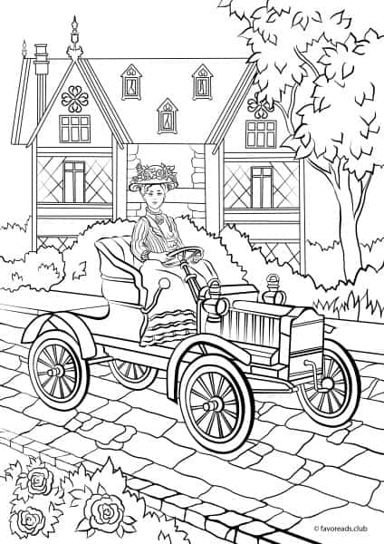 victorian colouring sheets download victorian coloring for free designlooter 2020 colouring sheets victorian