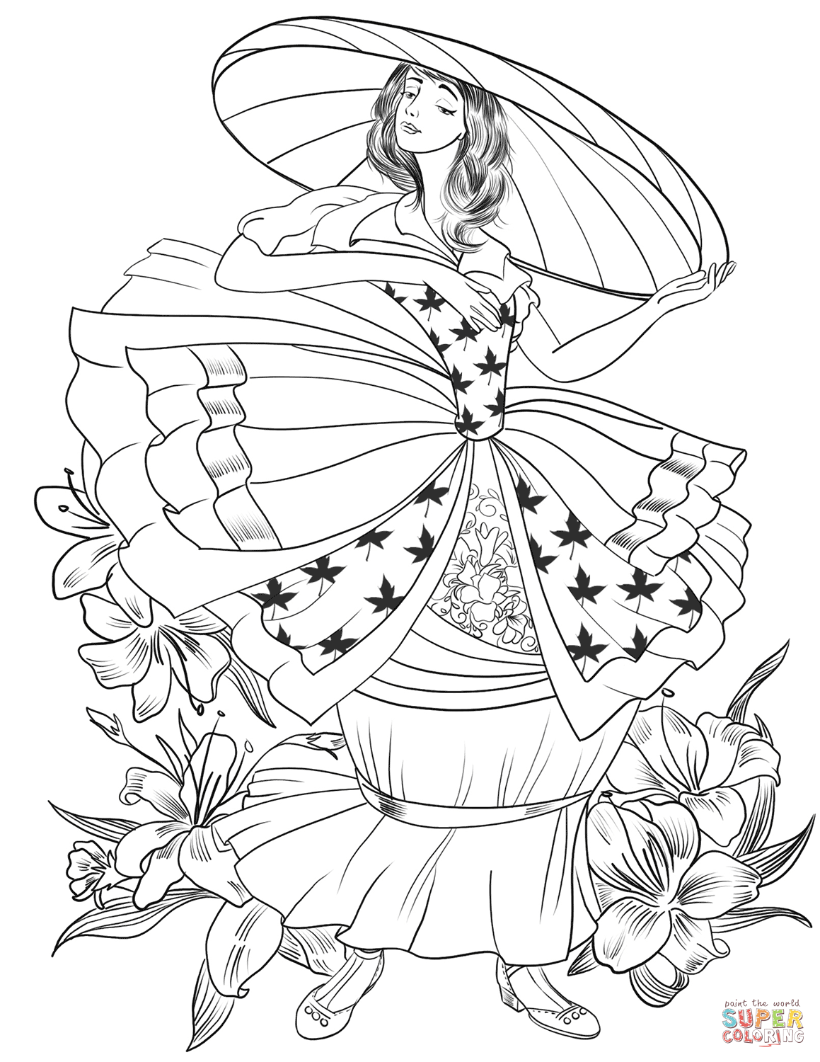victorian colouring sheets victorian printable coloring pictures sheets colouring victorian